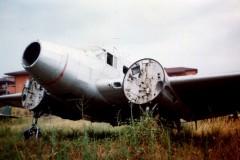 06.07.1990 accantonato a Guidonia - Foto IHAP