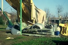 Il C 45 mai rimontato - Foto Paolo Farina
