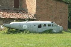Il velivolo nel 2002 - Foto Archivio IHAP