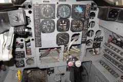 Cockpit anteriore MB 326 - Foto IHAP