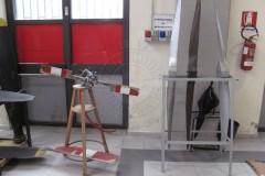 Rotore anticoppia  e pale - Foto IHAP