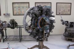 Motore stellare Continental - Foto IHAP