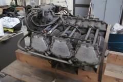 Motore 6 cilindri Piaggio - Foto IHAP