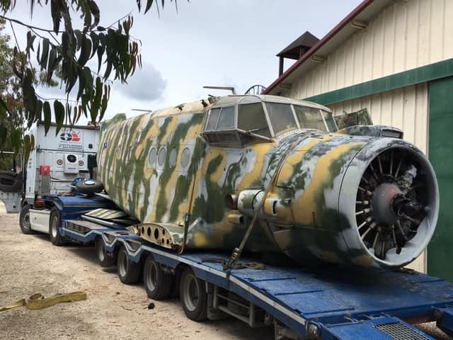 Antonov AN-2 a Piana delle Orme