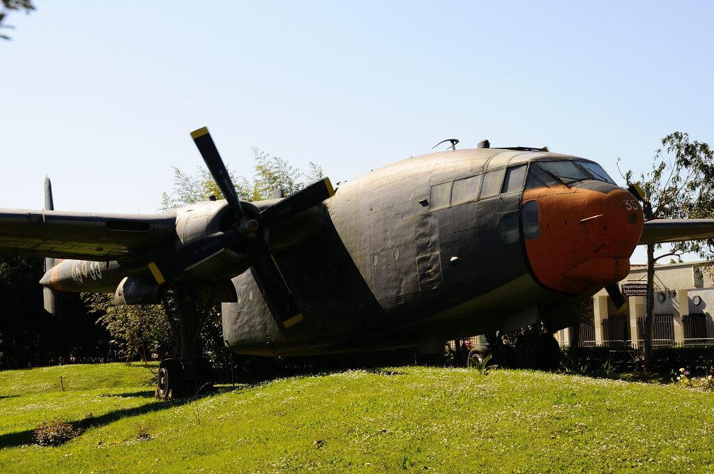 Fairchild EC-119G MM 53-8146