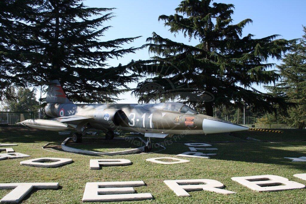 FIAT Lockheed F 104G MM 6590