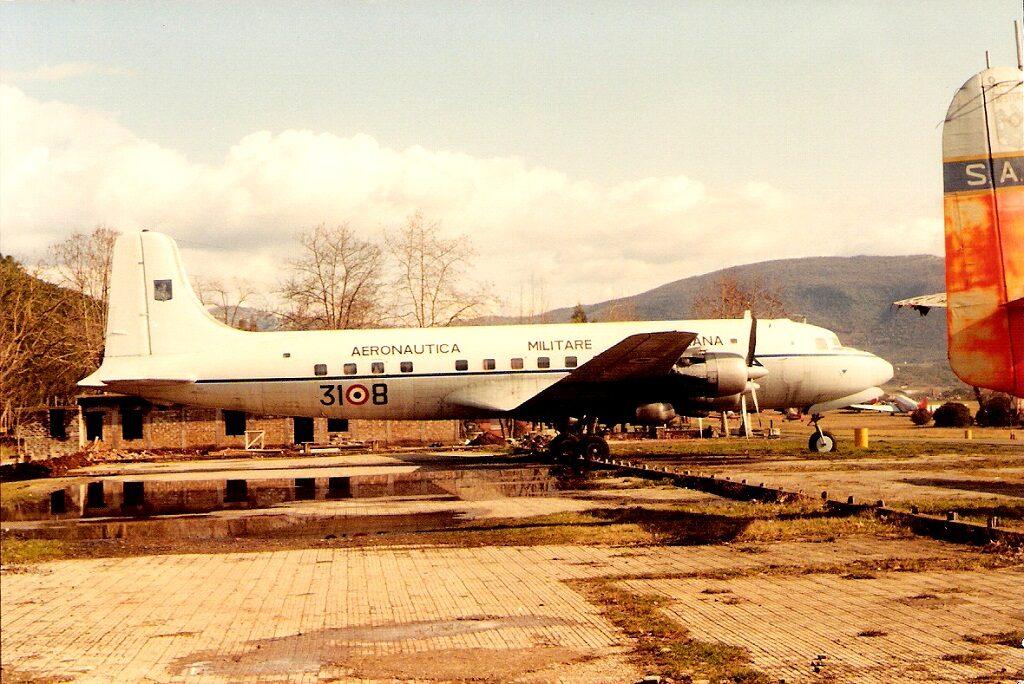 Douglas C 118A MM 61923