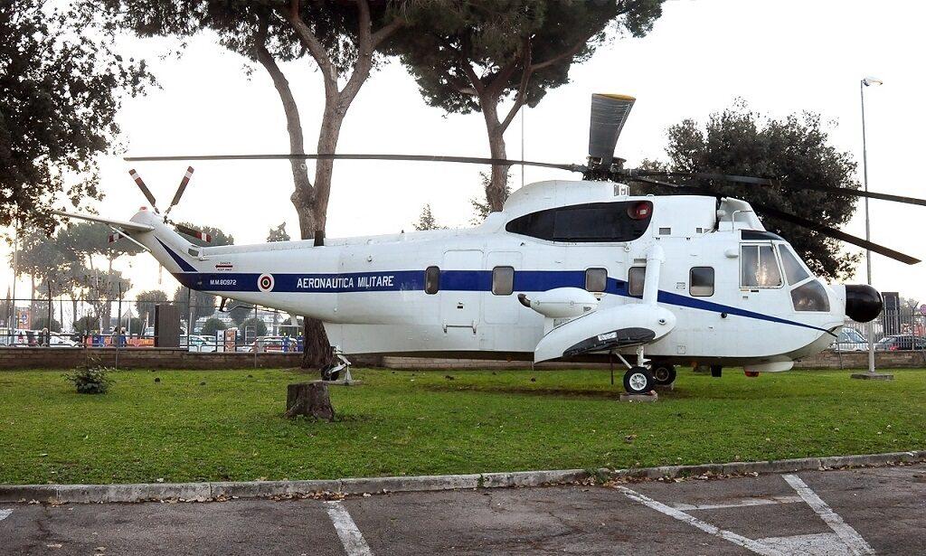 Agusta Sikorsky SH-3D/TS MM 90872