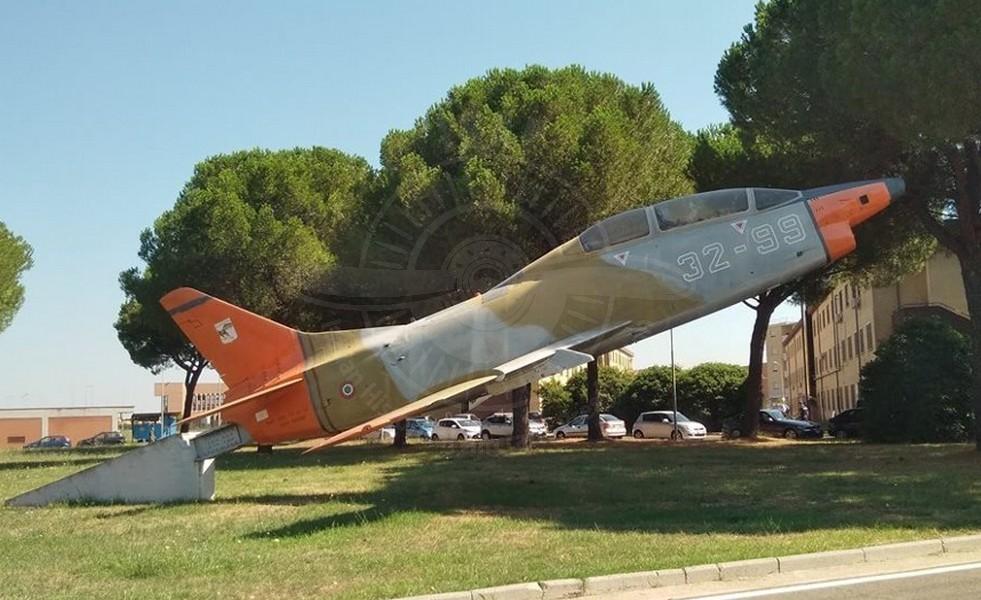 Aeritalia FIAT G 91T/1 MM 54399
