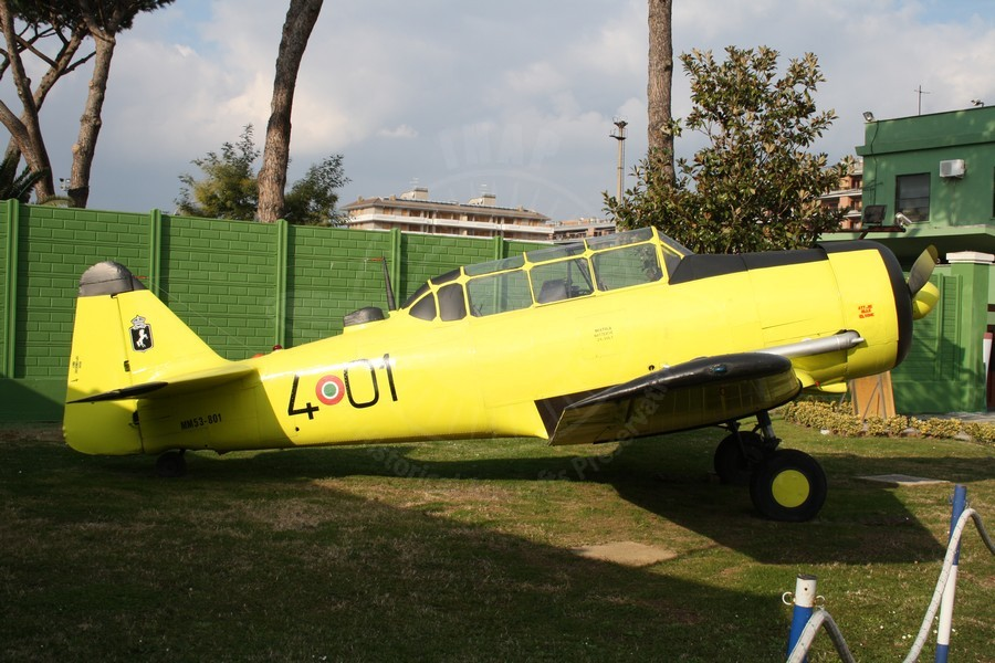 North American T6 H4M MM 53801