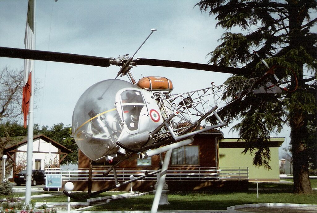 Bell OH-13H MM 80790