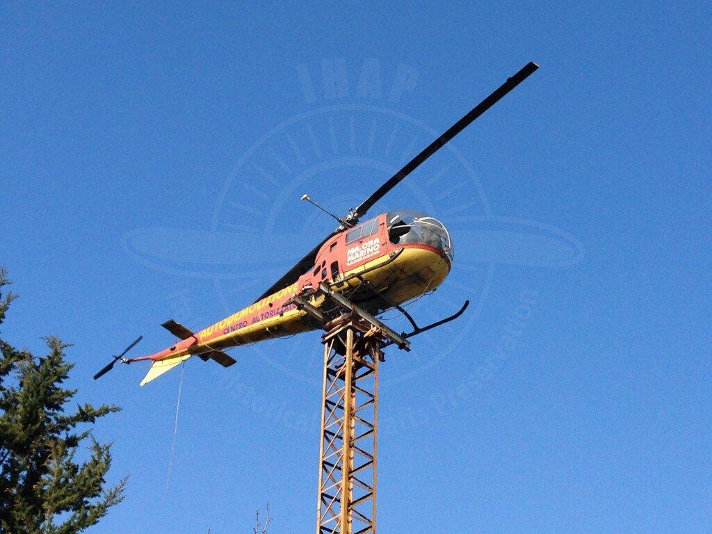 Agusta Bell AB 47J a Casaluce