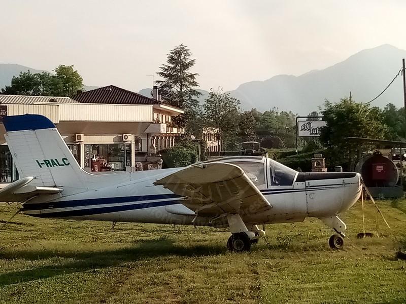 Morane Saulnier I-RALC