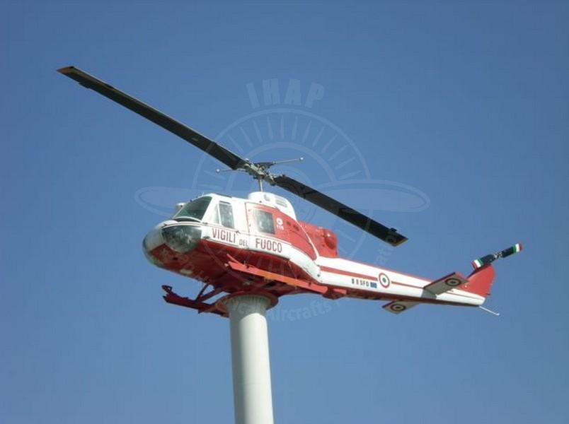 Agusta Bell AB 204AS a Montelibretti