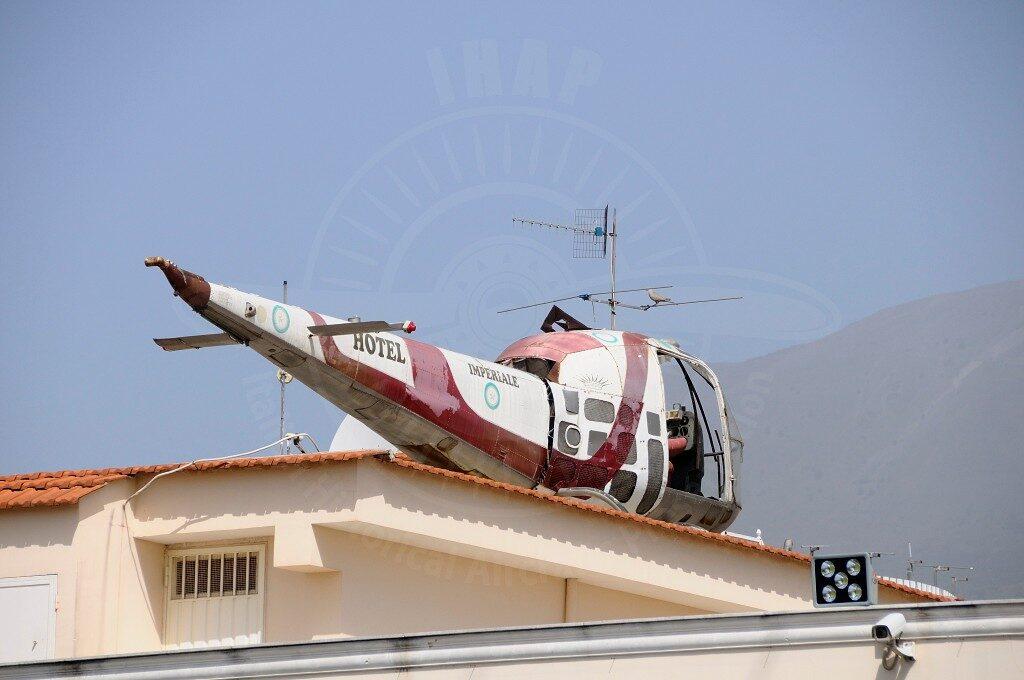Agusta Bell AB 47J a Boscoreale in provincia di Napoli