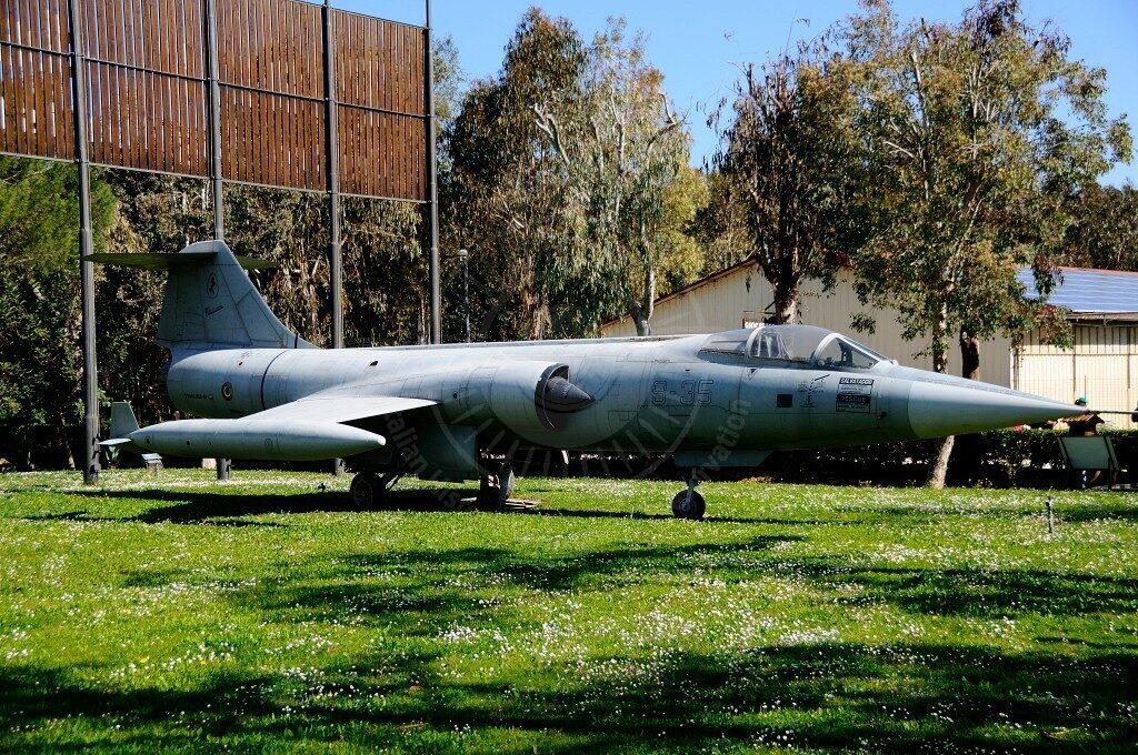 Alenia Lockheed F 104S ASA/M a Piana delle Orme