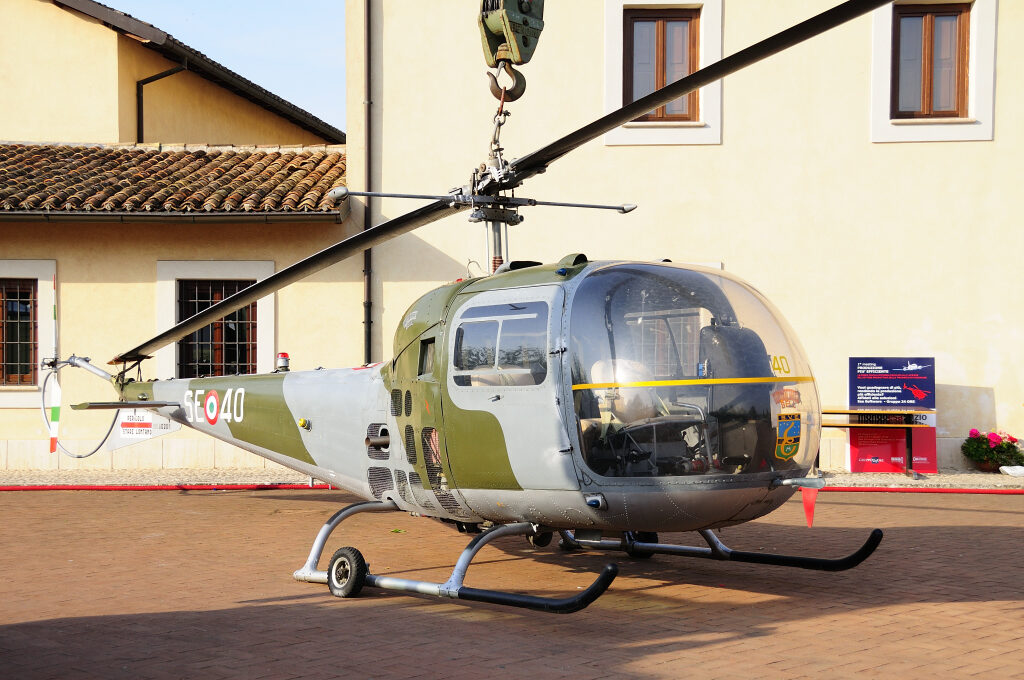Agusta Bell AB 47J MM 80208