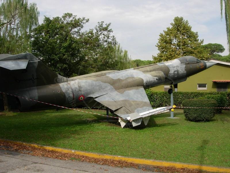 F 104G a Orte
