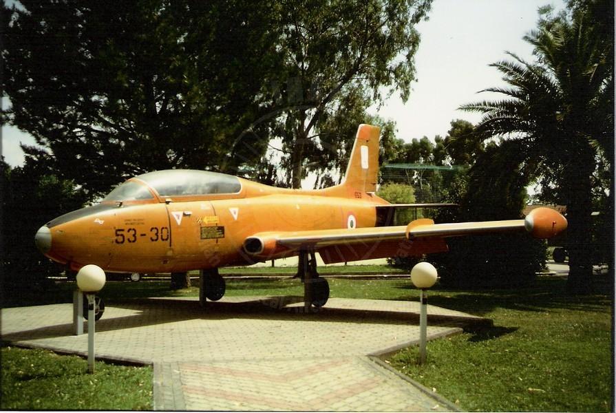 Aermacchi MB 326 a Torricola
