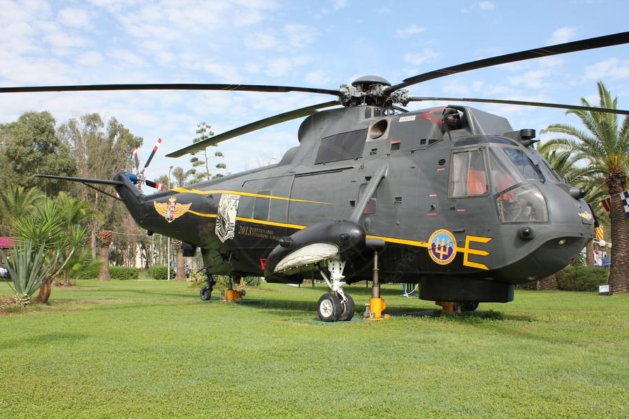 Agusta Sikorsky SH 3D/H Special Color a Maristaeli Catania