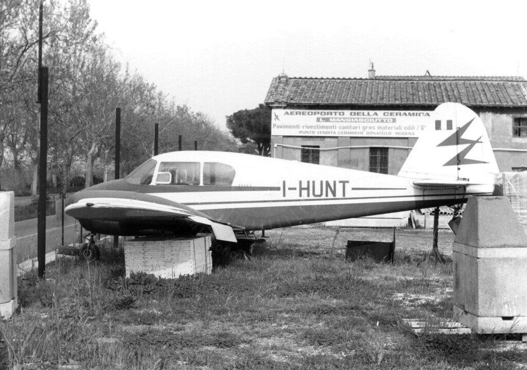 Piper PA 23.150 Apache I-HUNT