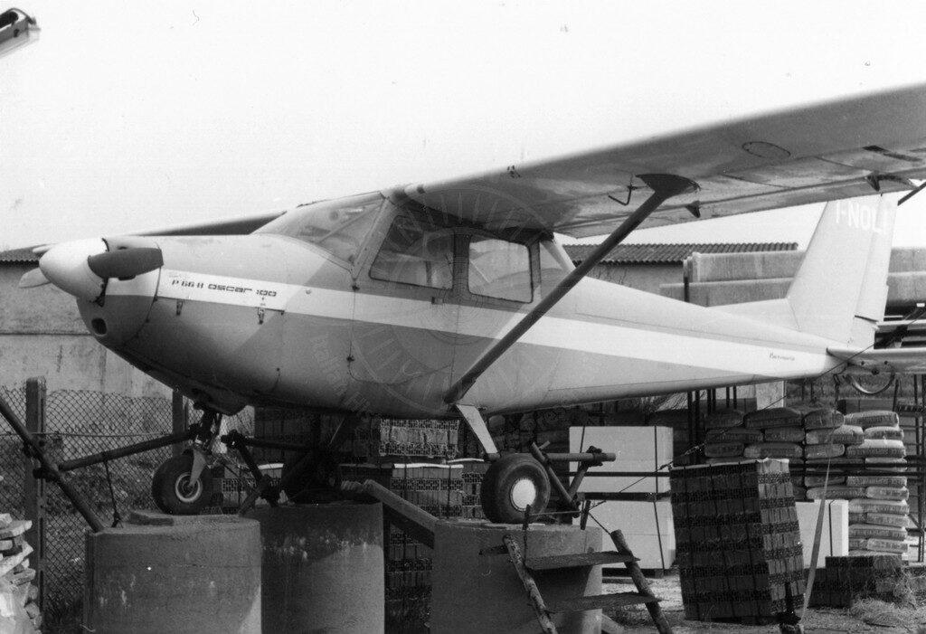tenavia P 66B Oscar 100 I-NOLI