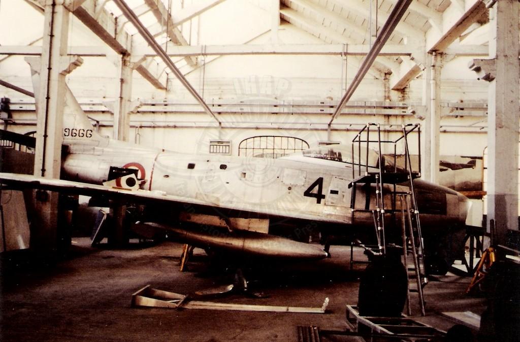 Canadair CL.13 Sabre all'Istituto Galilei di Roma