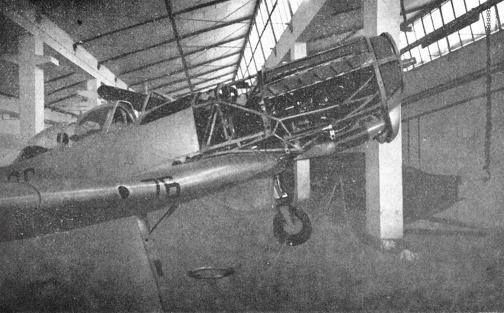 FIAT G 59-4B al Fermi di Napoli