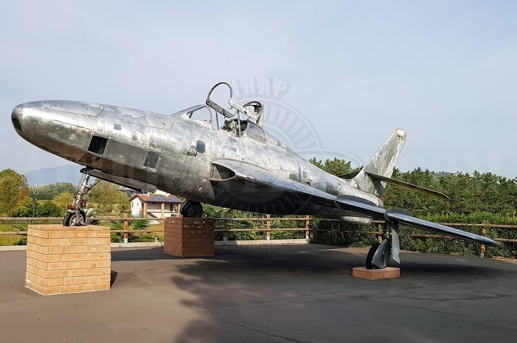 Republic RF 84F a Bussolengo (VR)