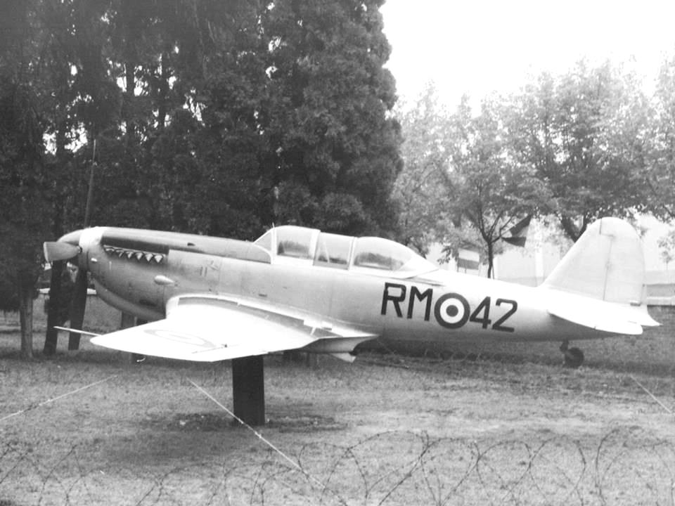 FIAT G 59-4B a Novara negli anni 60