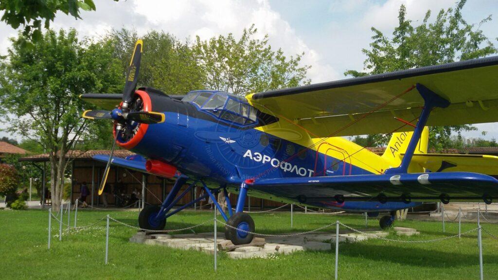 Antonov AN 2R a Cassano Magnago
