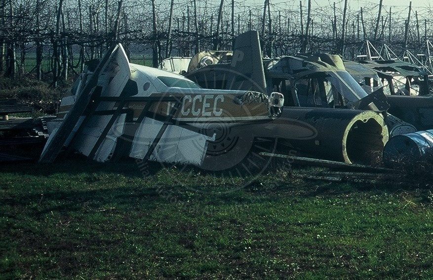 Cessna T 210L Turbo Centurion I-CCAC