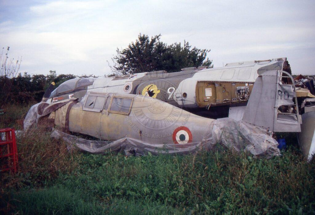 FIAT G 46-3B MM 52803 a San Possidonio