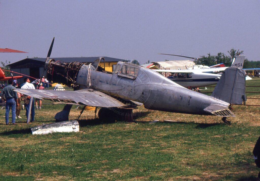 FIAT G 46-4B I-LEOR