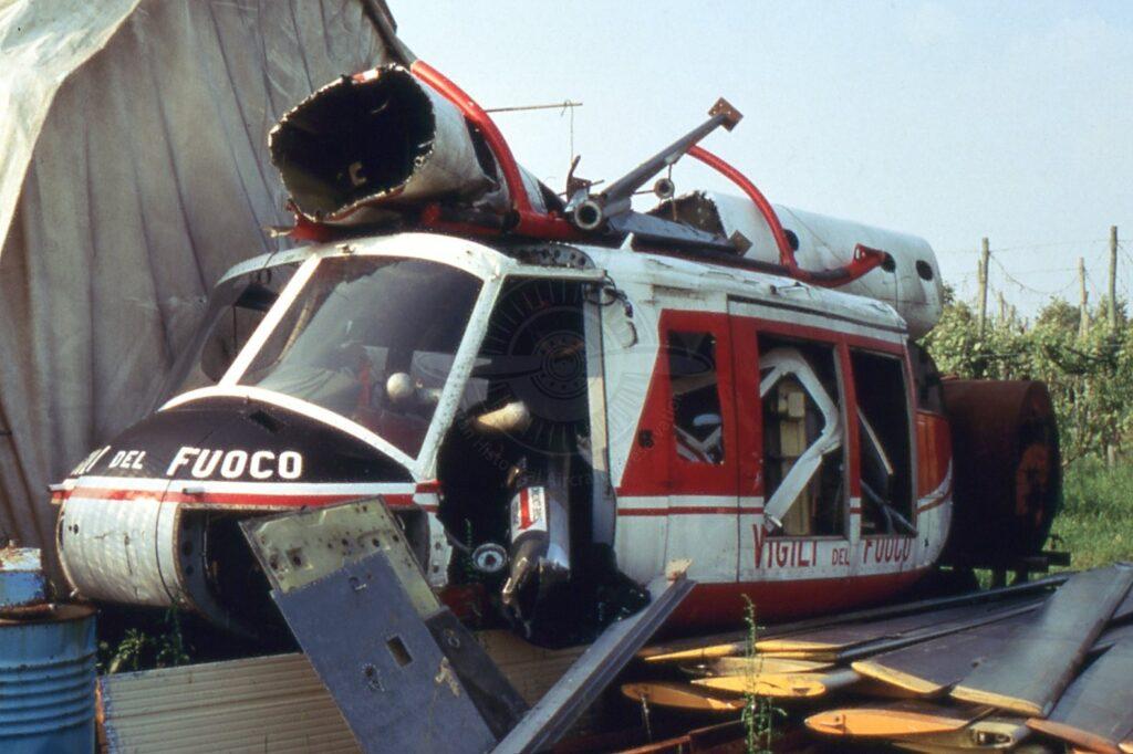 Agusta Bell AB 205 I-VFET