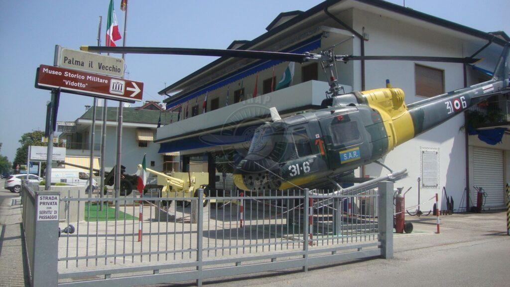 Agusta Bell AB 204B a Jesolo