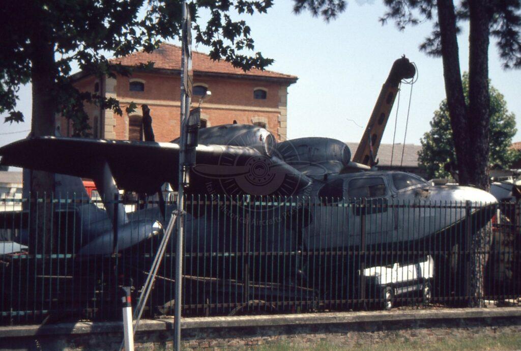 Piaggio P 136L MM 80004 I-TEMA