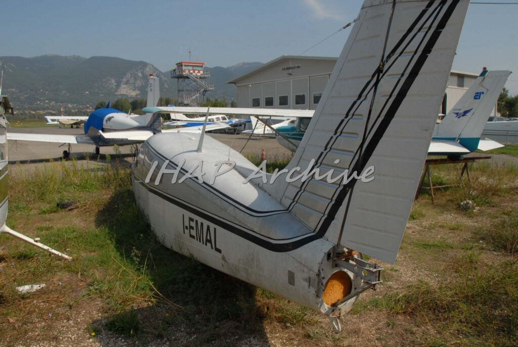 Piper Arrow a Terni