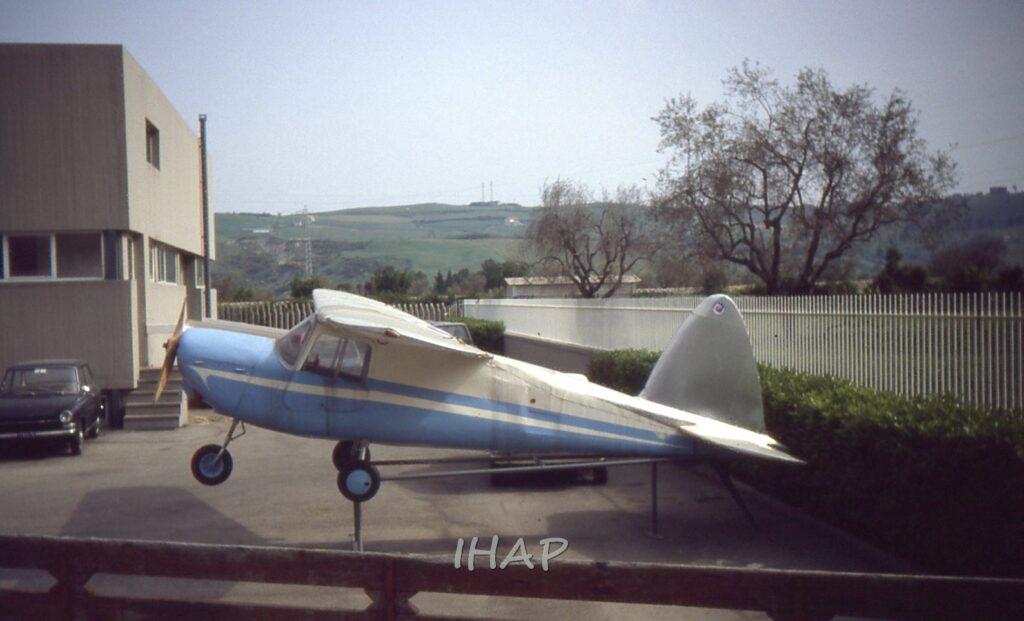 Macchi MB 308 a Teramo