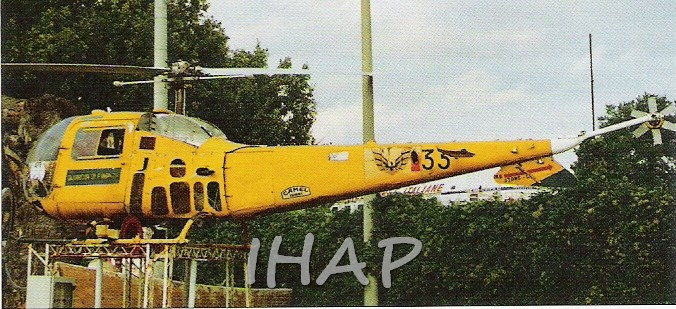 Agusta Bell AB 47J-3 Volpe 33